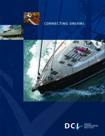 B2B brochure met corporate story , bedrijfsinformatie om opdrachtgevers te informeren en werven